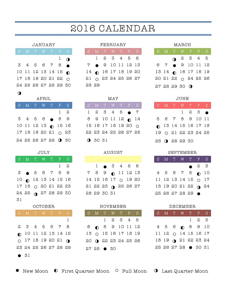 calendars – The Walden Moon